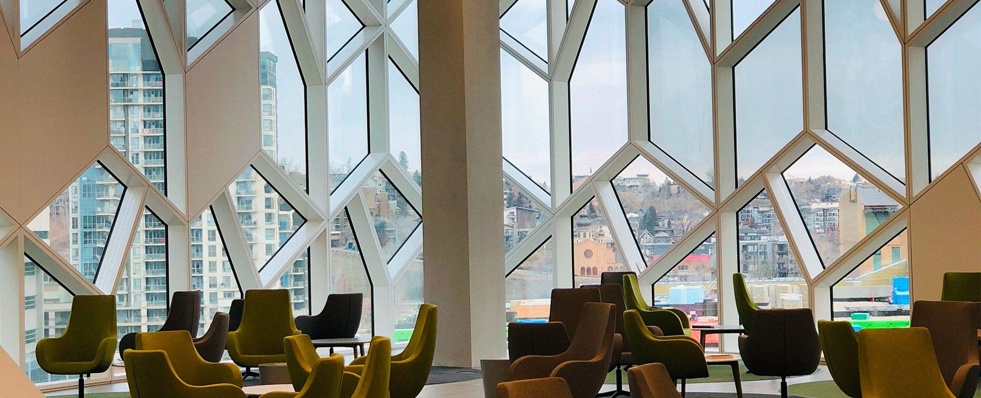 Bordeaux Services et Propreté - Nettoyage de vitres toutes hauteurs, fenêtres en hauteur